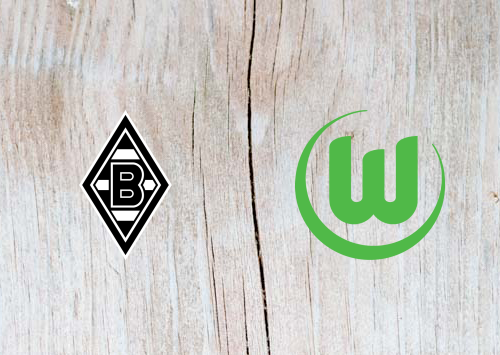 Borussia M.Gladbach vs Wolfsburg - Highlights 23 February 2019