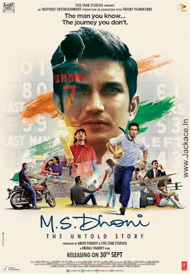 M S Dhoni The Untold Story Budget & Day Wise Box Office Collection