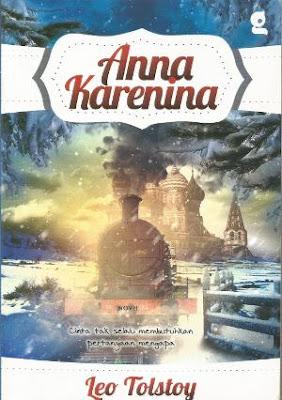 Anna Karenina oleh Leo Tolstoy (1877)