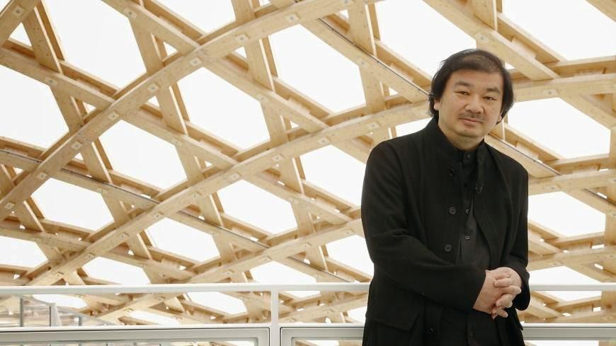 Αρχιτεκτονική Εκτάκτου Ανάγκης, Shigeru Ban