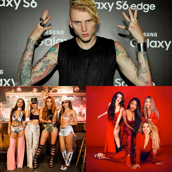 Machine Gun Kelly prefiere a Little Mix que Fifth Harmony