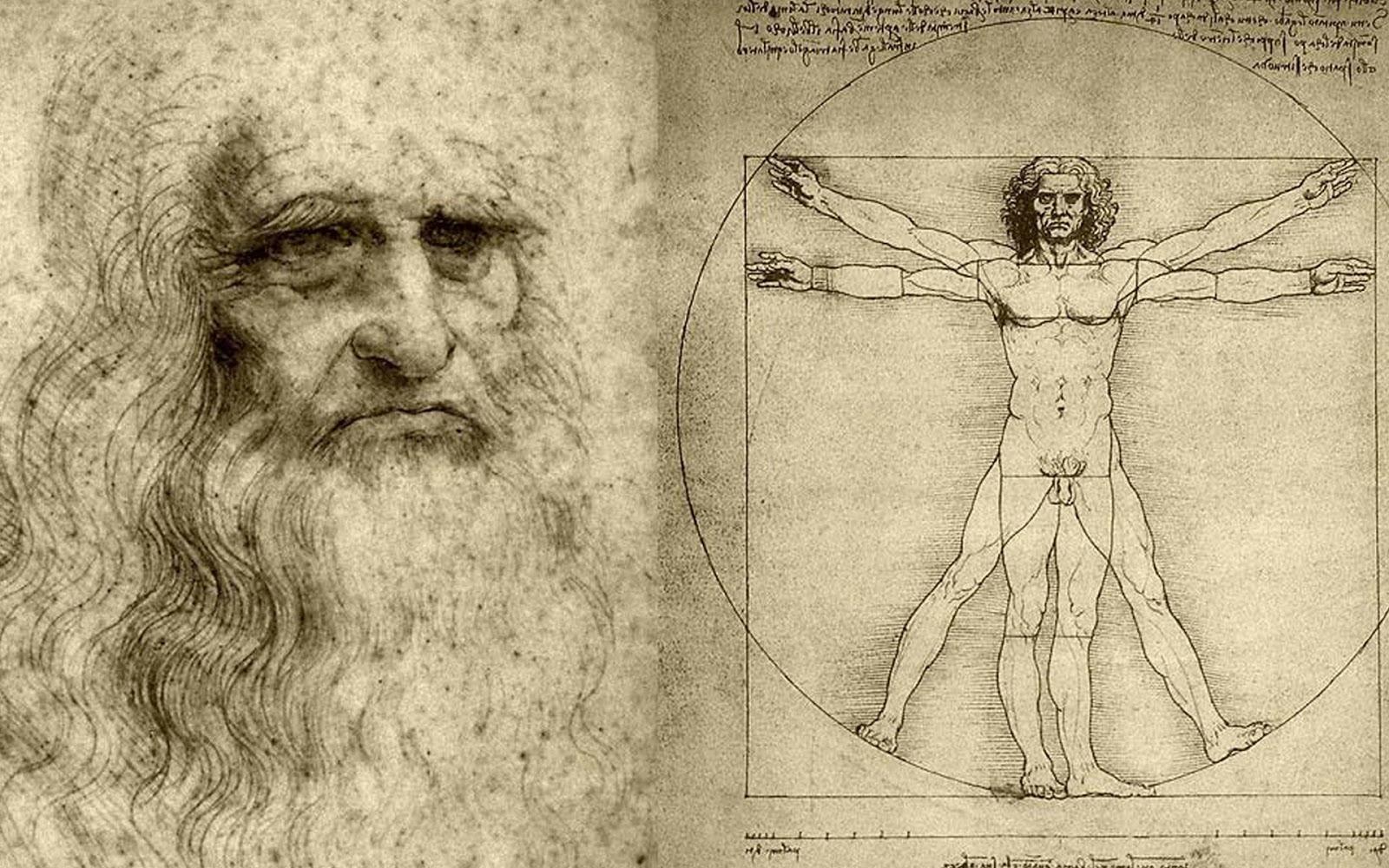 """El 15 de abril de 1452 nacía el genio italiano y universal Leonardo da  Vinci, que entre otras cosas se sabe que ha pintado el cuadro """"Mona Lisa""""."""