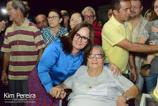 Luto: Belezinha lamenta morte de D. Francisca Quariguasi