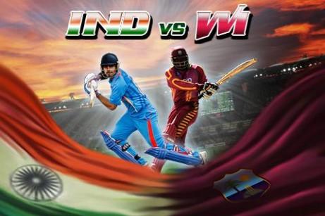 Ind vs WI T20 match USA Live stream