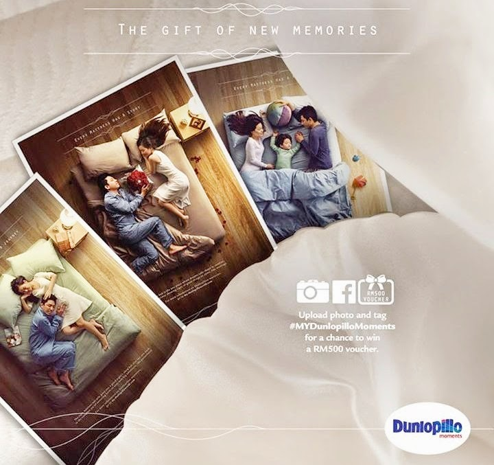 Every Mattress Has A Story, #MYDunlopilloMoments