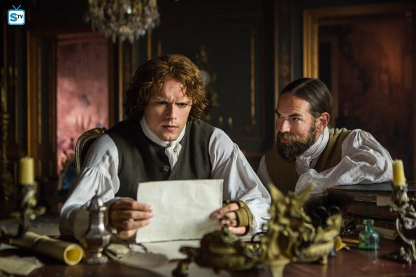"""Outlander - Best Laid Schemes - Review: """"Murtagh is Given the Truth"""""""