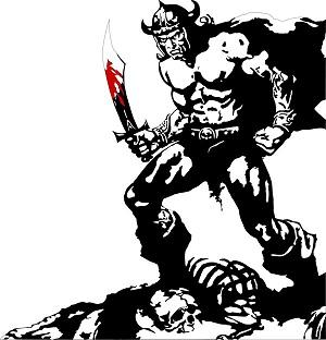 Conan a harcos