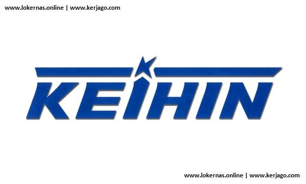 Peluang Kerja Terbaru di PT Keihin Indonesia (Lulusan SMA/SMK/Setara)