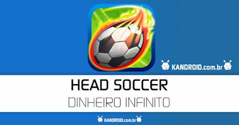 Head Soccer v6.2.3 APK Mod (Dinheiro Infinito)