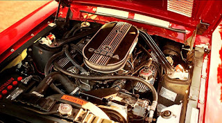 1968 Ford Mustang Shelby GT-500 Fastback Cobra Engine