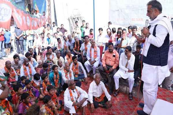 krishanpal-gurjar-appeal-to-vote-for-bjp-for-majboot-sarkar-faridabad