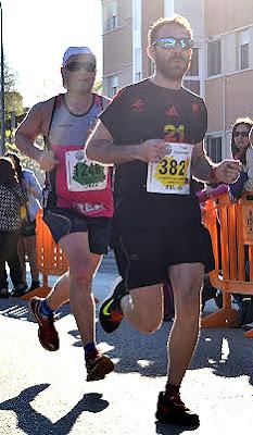Atletismo Aranjuez en Manzanares