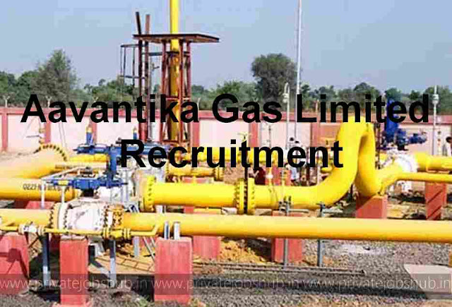 Aavantika Gas Limited Recruitment