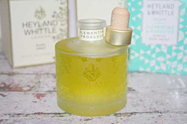Heyland & Whittle Clementine & Prosecco Reed Diffuser