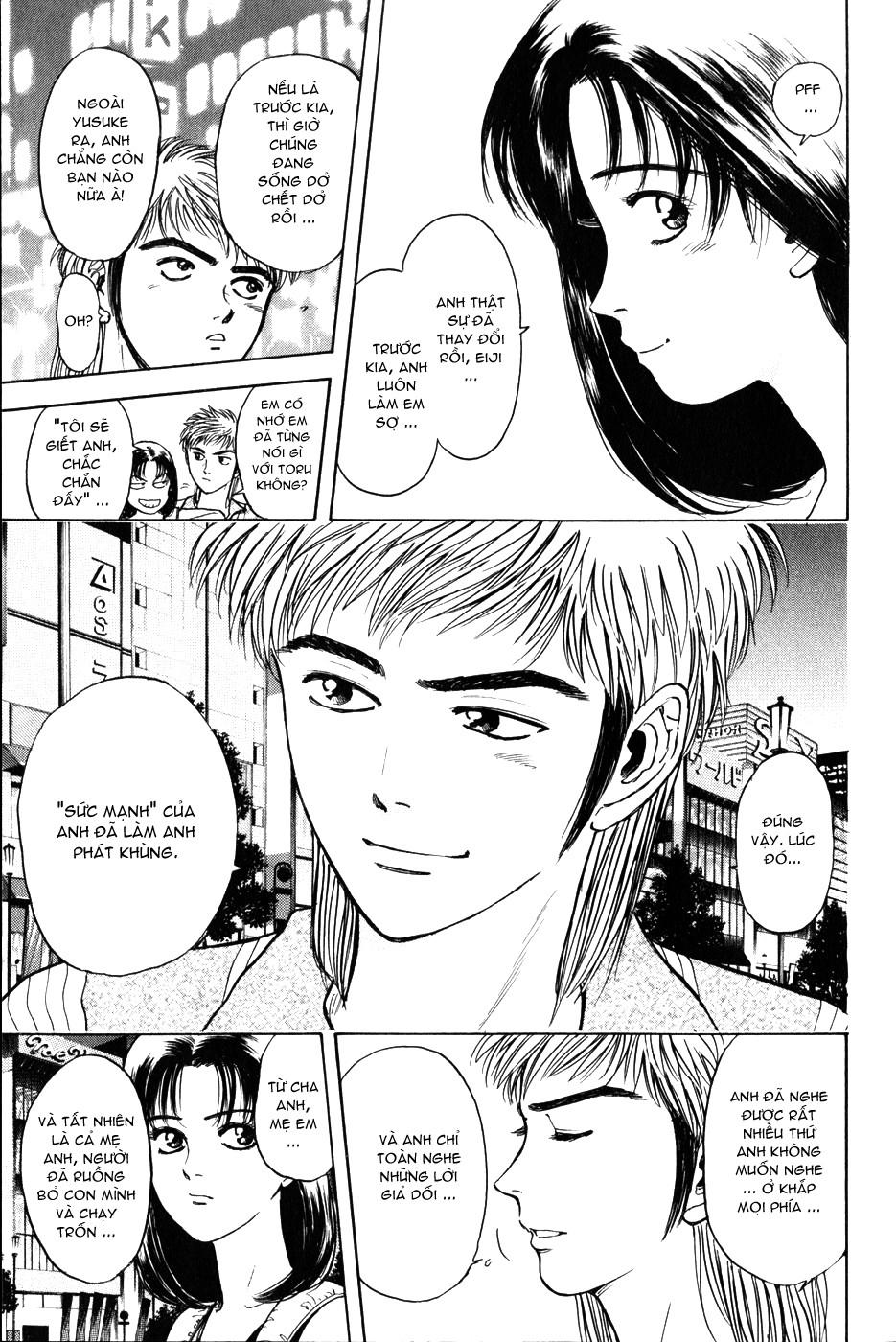 Psychometrer Eiji chapter 26 trang 13