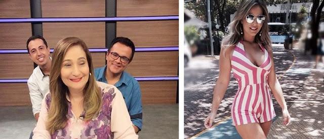 Geisy Arruda fala mal do programa de Sônia Abrão