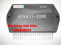 IC STK411-220E điện tử