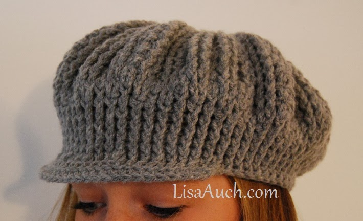 crochet hat pattern free