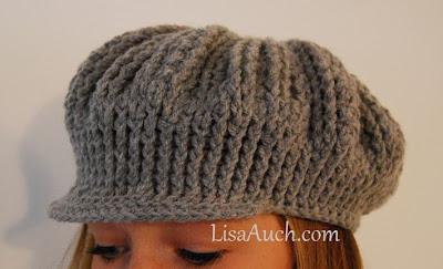 crochet hat pattern free