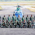 Check out this photo of Nigerian Air Force personnel