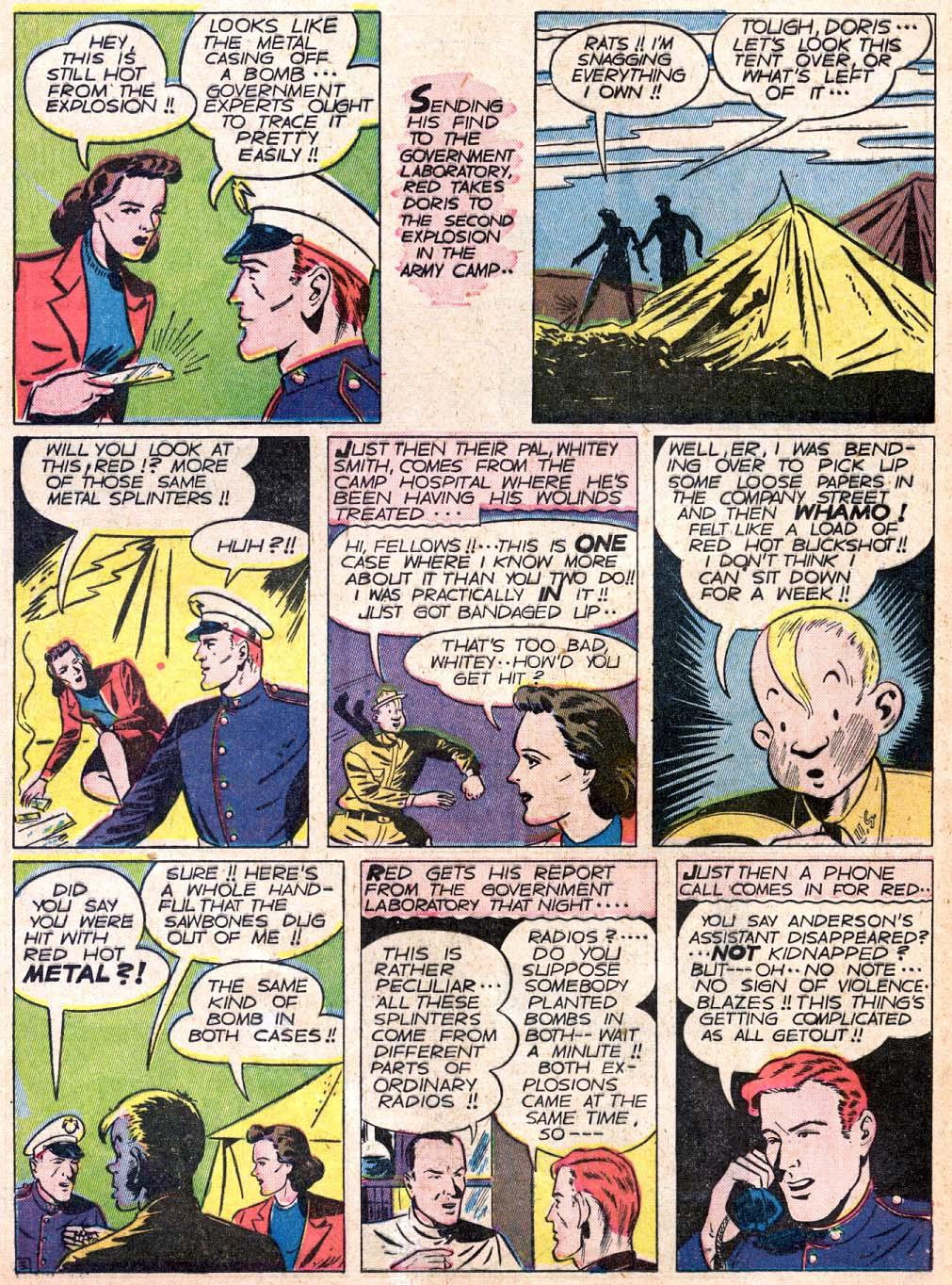 Read online All-American Comics (1939) comic -  Issue #30 - 22
