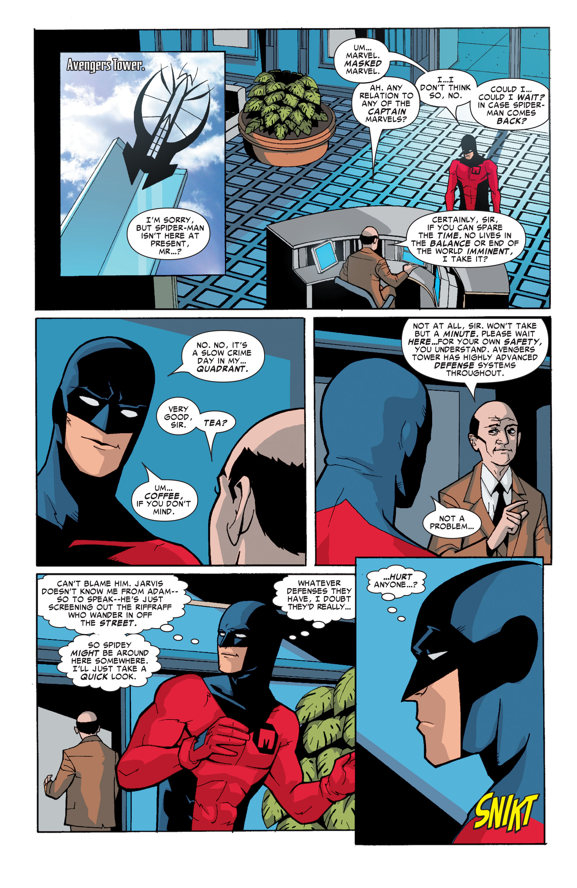 Read online Ultimate X-Men comic -  Issue #72 - 27