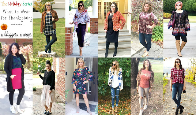 what to wear for Thanksgiving Celebrations