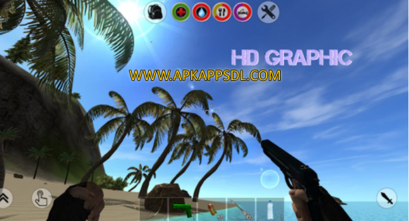 Free Download Rusty Island Survival Apk Mod v1.8.7 Android Full Latest Version 2017