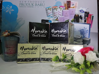 Jual Moreskin Clean and Glow Nasa