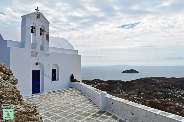 Isla de Serifos, Grecia