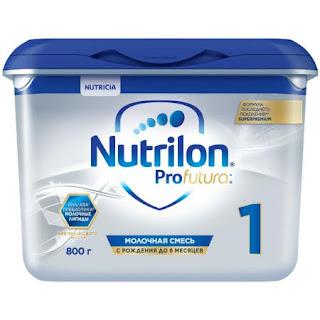 Bán sữa Nutrilon Super Premium 1 hộp 800g từ 0 tháng tuổi [Sữa Nga xách tay chính hãng]