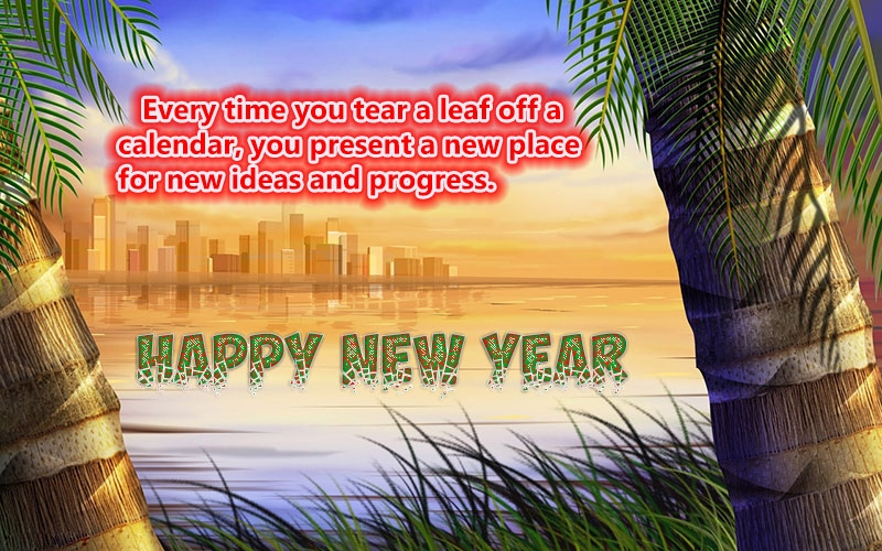 Happy New Year 2016 Wishes Quotes