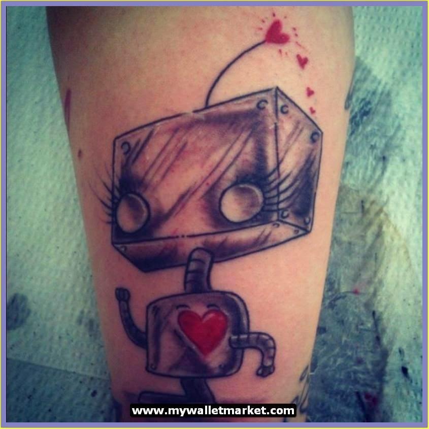 Cute Girl Tattoo Ideas