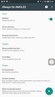 Always on Display ! Jadikan Android Murah Menjadi Canggih Seperti Samsung Galaxy S7
