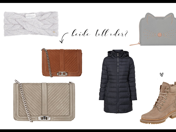 Meine Herbst/Winter Favorites