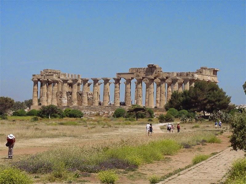 Selinus Antik Kenti Tatil Gezi Rehberi