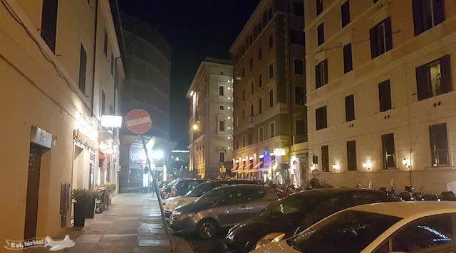 Ristoranti Terme di Diocleziano, Via del Viminale, Roma, Itália