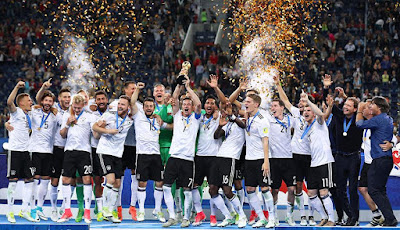X Copa Confederaciones: Rusia 2017