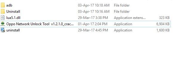 Công cụ mở khóa mạng Oppo v1.2.1-Oppo Network Unlock Tool v1.2.1 Full Free