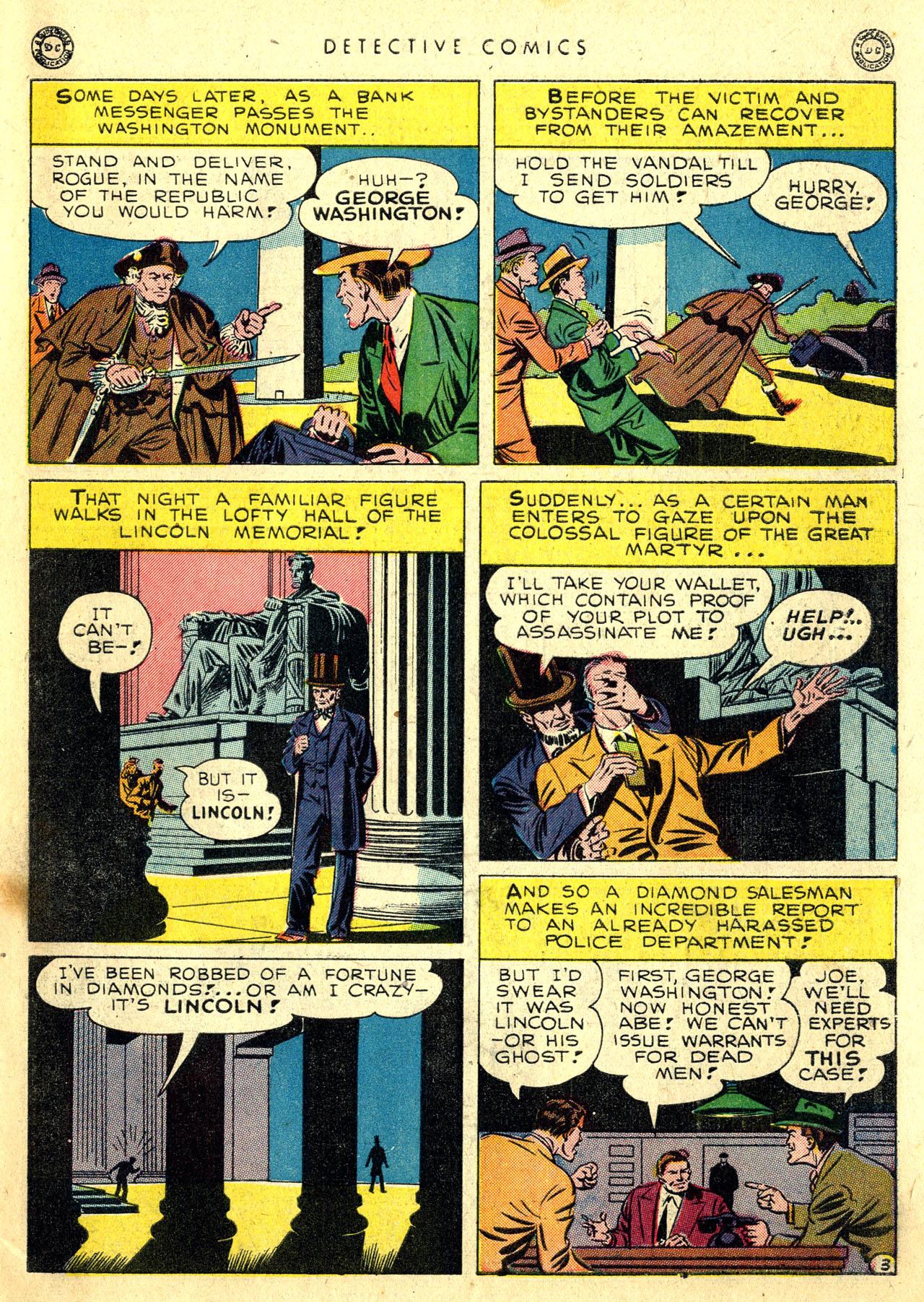 Read online Detective Comics (1937) comic -  Issue #119 - 5