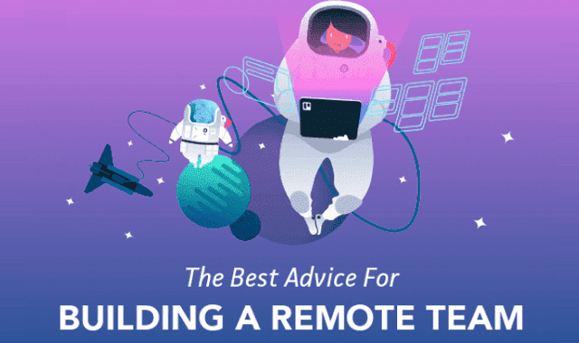 The Best Advice For Building a Remote Team From A To Z