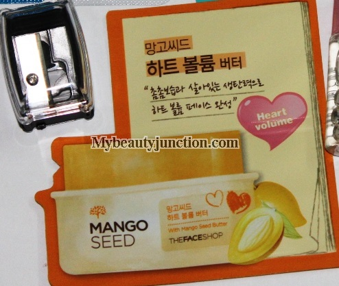 Beauteque beauty sample bag review and contents: Korean products that are shipped worldwide