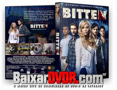 Bitten – 1ª Temporada Completa (2017) DVD-R AUTORADO