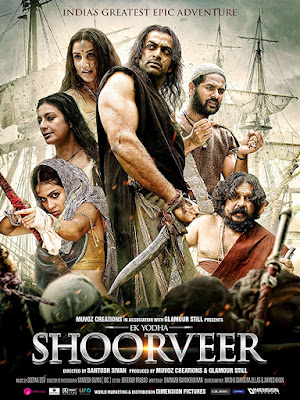 Ek Yodha Shoorveer (Urumi) (2019) Hindi Dubbed 480p HDRip 400MB