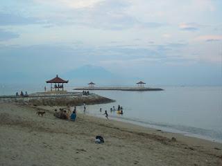 Tempat Wisata Pantai Karang Sanur Bali