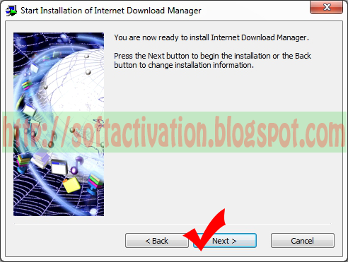 How to Install idm 5