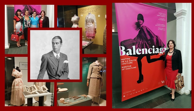 Balenciaga, maître de la haute couture