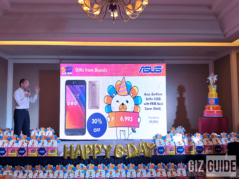 Asus ZenFone Selfie Will Retail For PHP 6995!