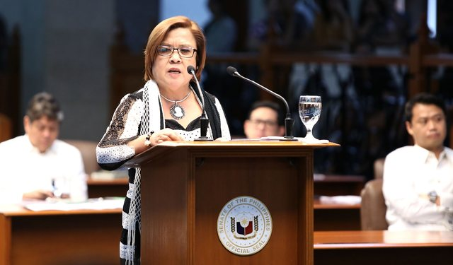NBP drug probe witnesses were tortured, says De Lima