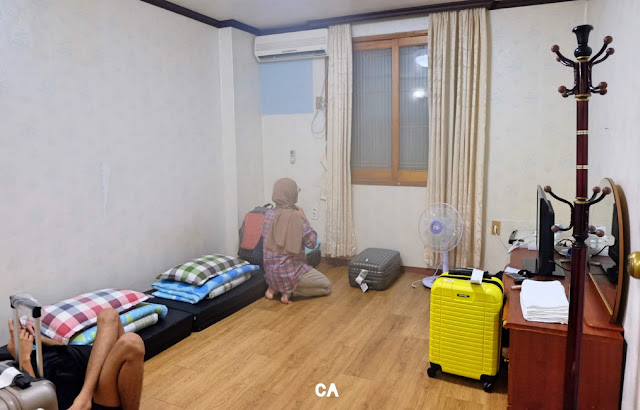 Kkodak Kkodak Guesthouse Jeju Korea Curitan Aqalili